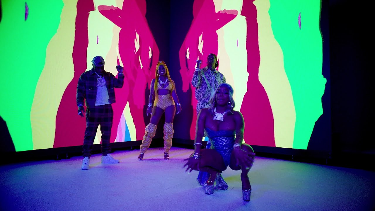 Moneybagg YoがCity GirlsとDaBabyを迎えた「Said Sum」リミックスのミュージック・ビデオを公開