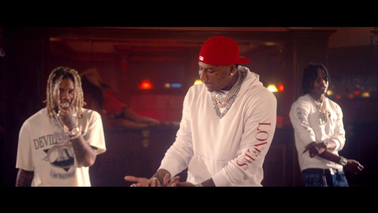Moneybagg Yoが最新アルバムからPolo GとLil Durkを迎えた「Free Promo」のミュージック・ビデオを公開