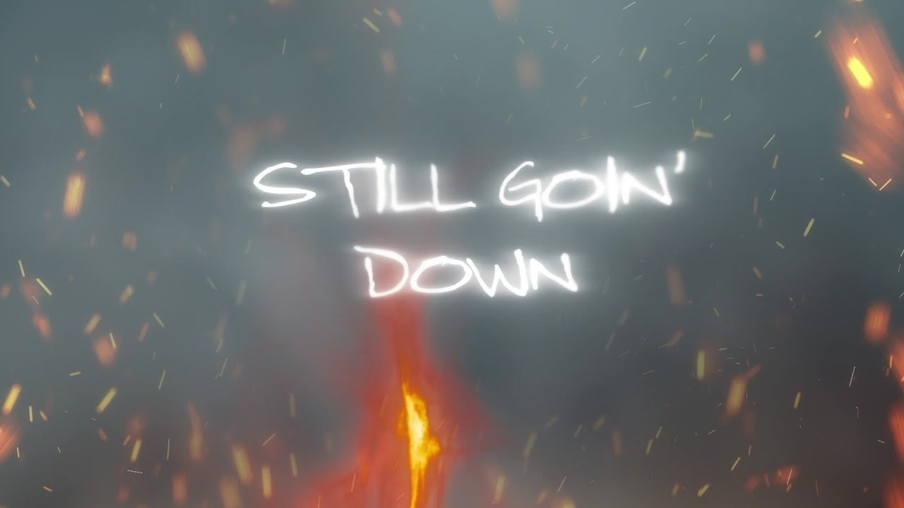 Morgan Wallen「Still Goin' Down」の洋楽歌詞・YouTube動画・解説まとめ