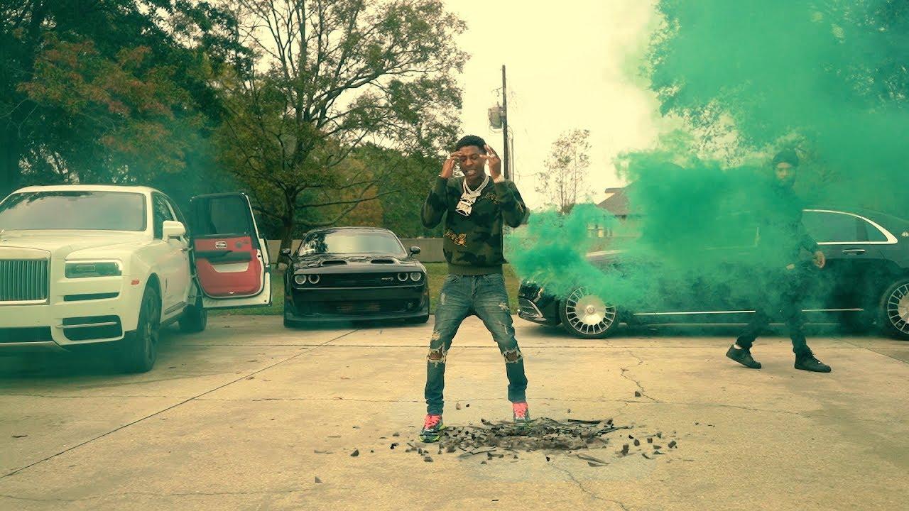 NBA YoungBoyが新曲「Lost Motives」のミュージック・ビデオを公開