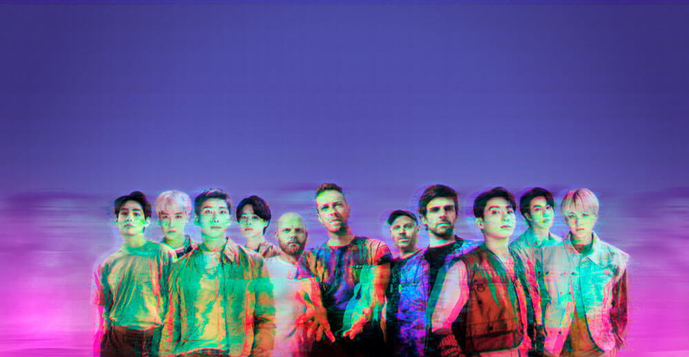 Coldplay(コールドプレイ)&BTS