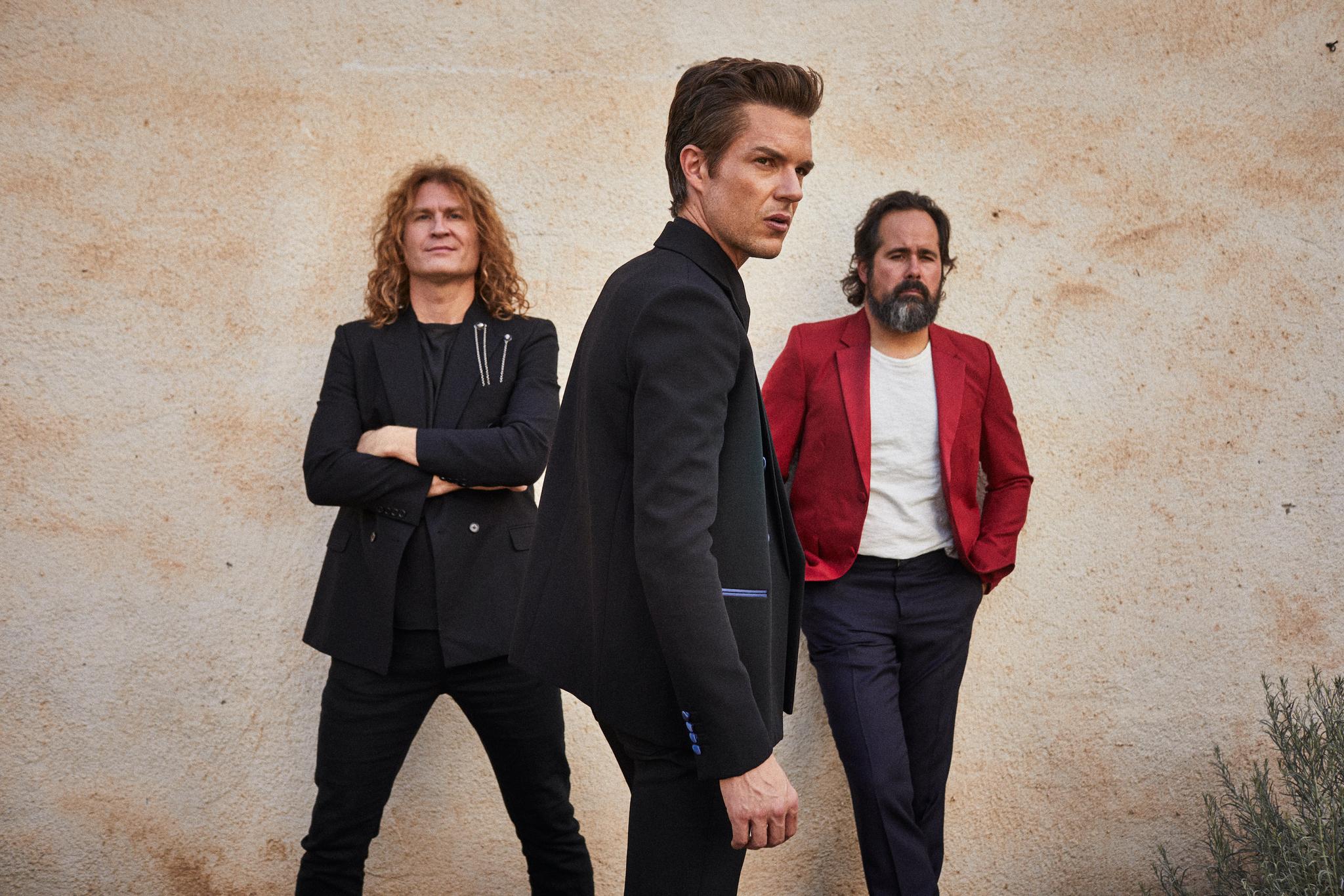 The Killersが1年ぶりのニュー・アルバム「Pressure Machine(プレッシャー・マシーン)」を本日リリース!日本盤CDは8月20日(金)発売