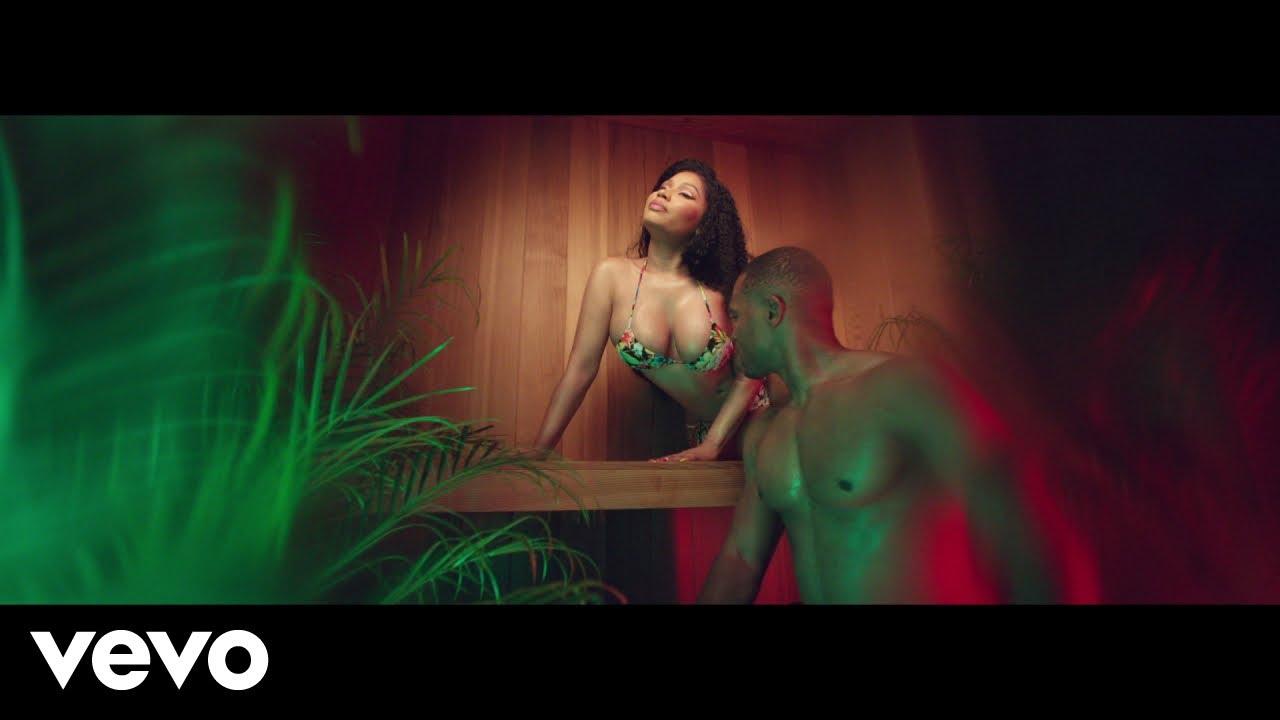 Nicki Minajが新曲「Megatron」をリリースしミュージック・ビデオを公開