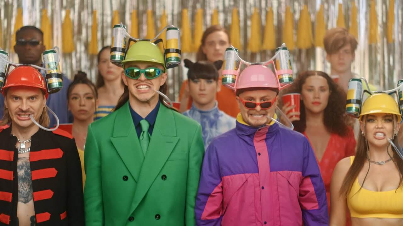 Oliver TreeがLittle Bigと共にTommy Cashを迎え東洋と西洋が融合した鮮烈なコラボレーション楽曲「Turn It Up」をリリース!ミュージック・ビデオを公開