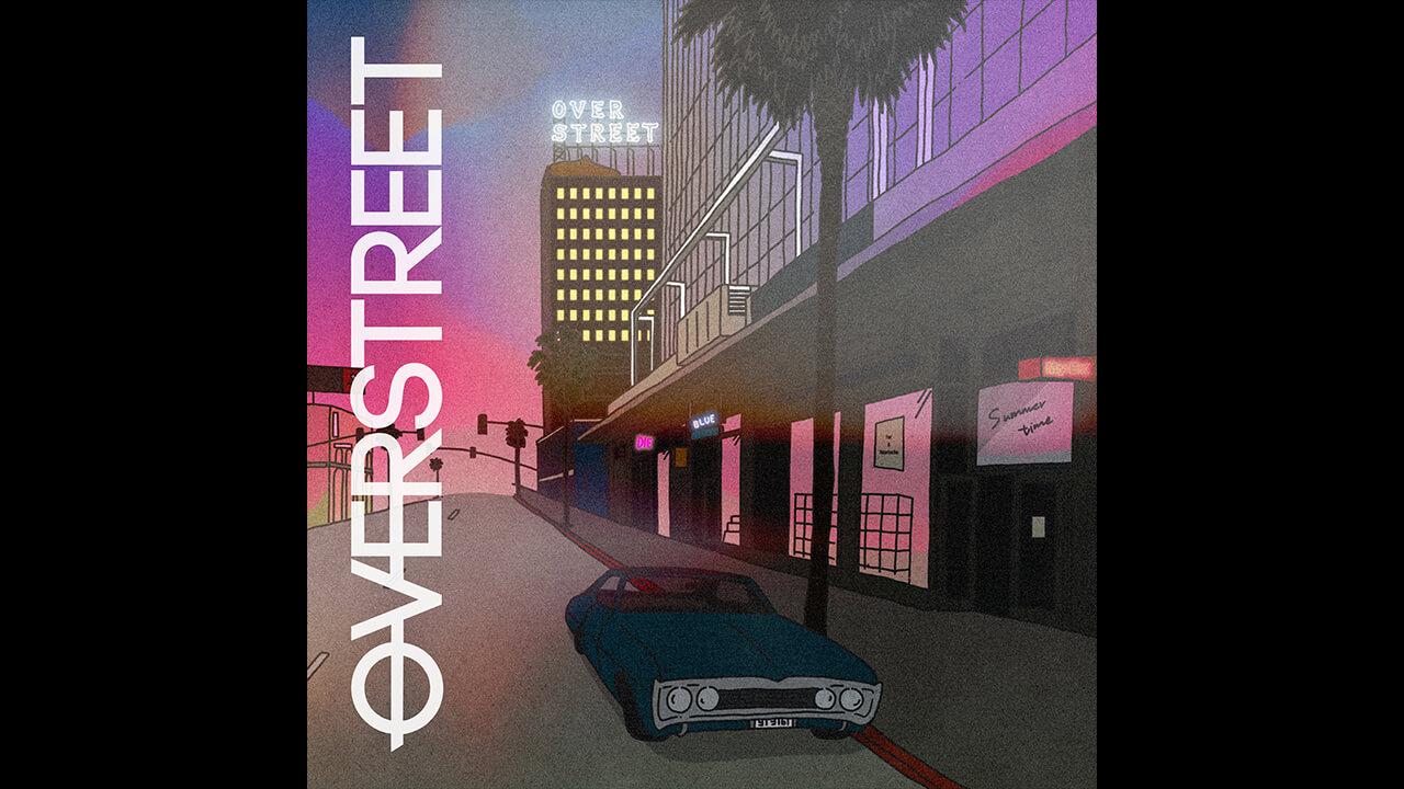 Chord Overstreet率いる「OVERSTREET」がプロジェクト総括となる5曲入りEPの配信を開始
