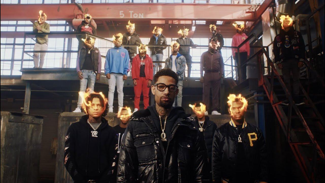 PnB RockがKing Vonを迎えた新曲「Rose Gold」のミュージック・ビデオを公開