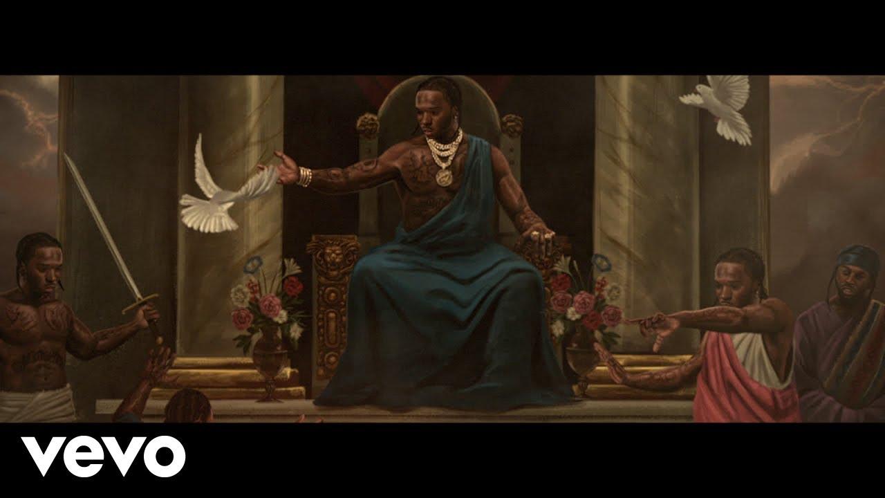 Pop Smokeの最新アルバムからDua Lipaを迎えた「Demeanor」のミュージック・ビデオが公開