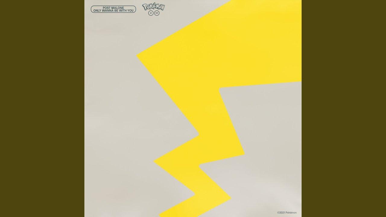 Post Maloneがポケモン25周年を記念し新曲「Only Wanna Be With You」の音源を公開