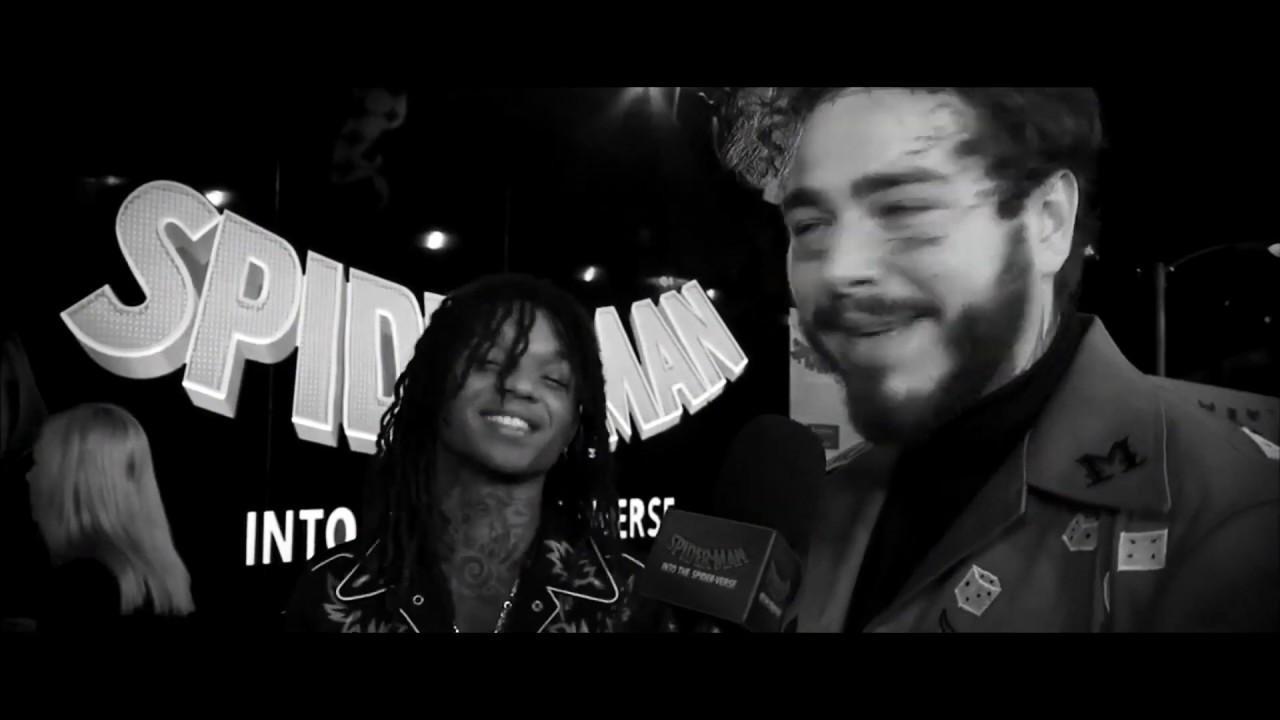 Post MaloneとSwae Leeの最新曲「Sunflower」のミュージック・ビデオが公開