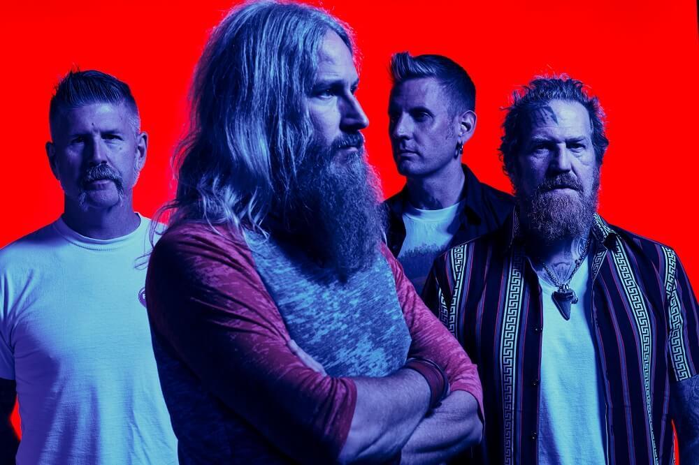 Mastodonが4年ぶり9枚目となる新作スタジオ・アルバム『Hushed And Grim』を10月29日に全世界リリース!新曲「Pushing the Tides」ミュージック・ビデオを公開