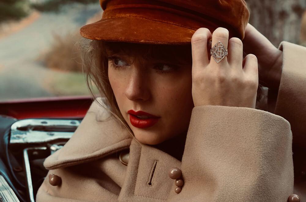 Taylor Swift再録シリーズ第2弾となる『Red (Taylor's Version)』予約販売開始
