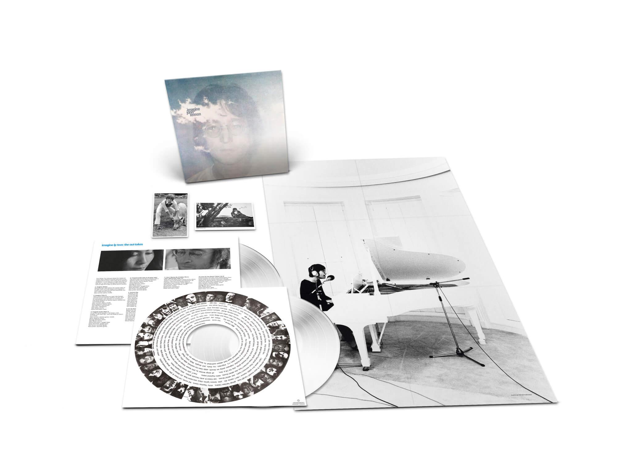 John Lennon『Imagine』2