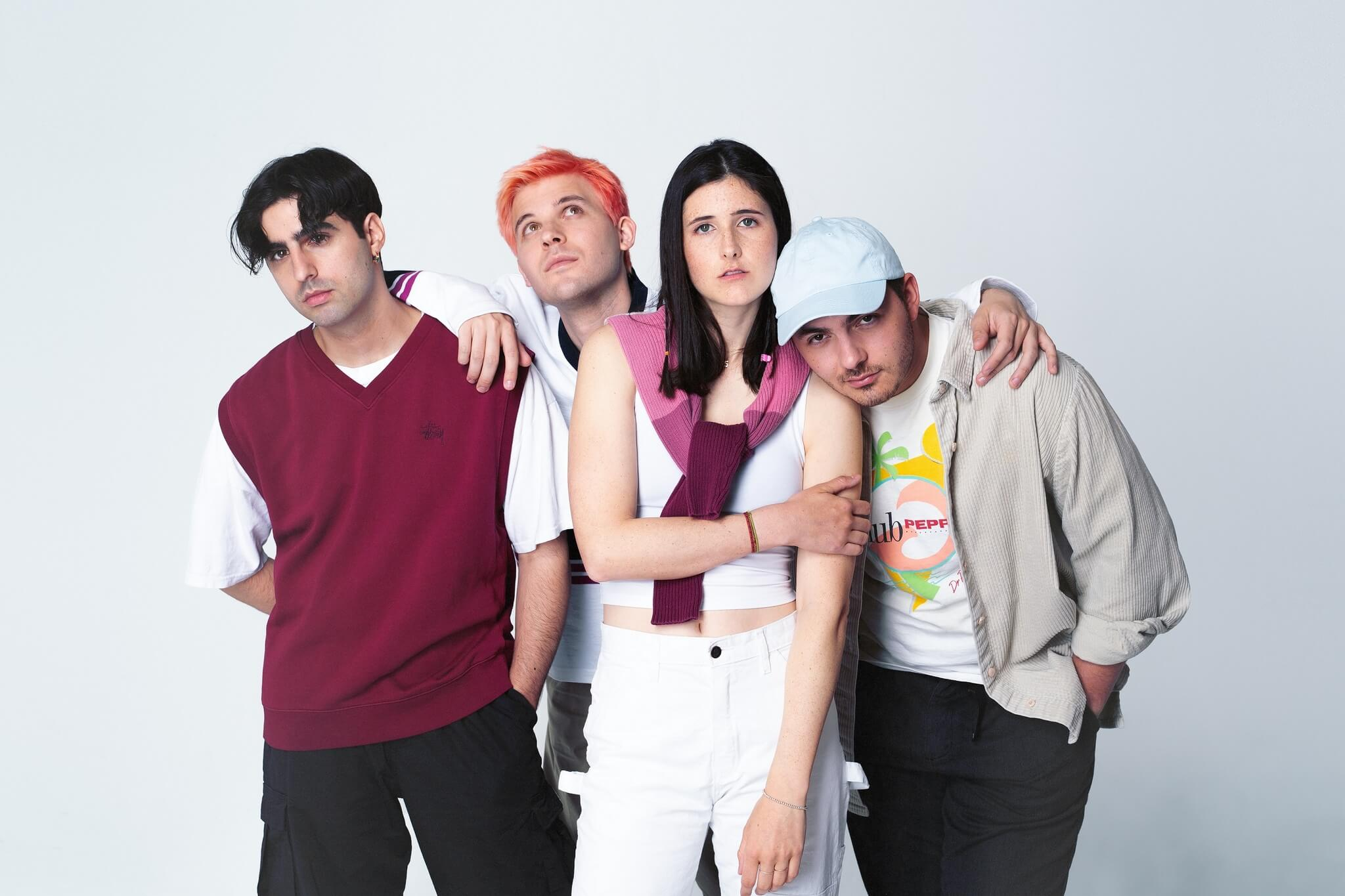 カナダ発オルタナ・ポップ・バンド、ValleyがEP『Last Birthday』発表、「Cure」のミュージック・ビデオも公開
