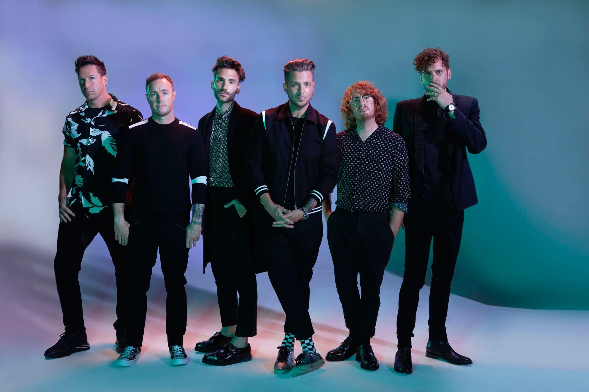 OneRepublicが5年ぶりのアルバム『Human』をリリース!パフォーマンス・ビデオも公開