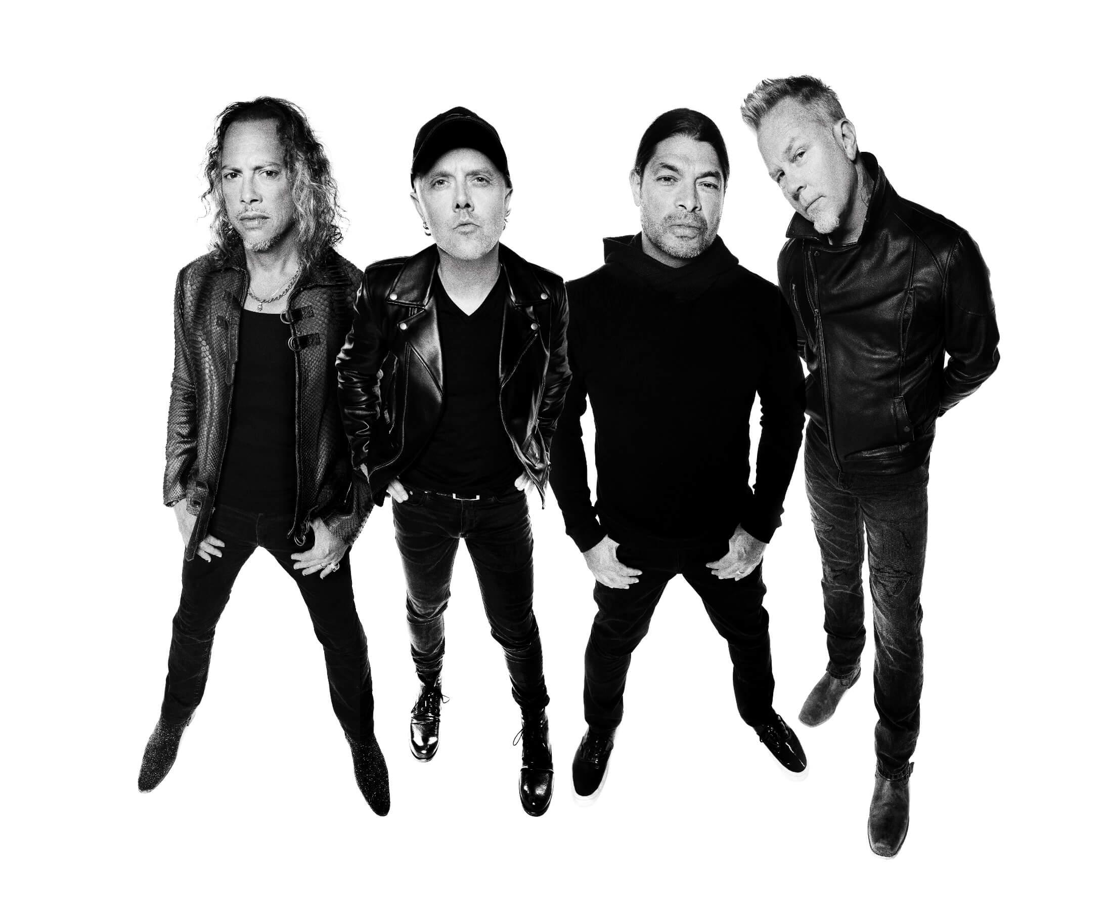 『Metallica (Black Album)』リマスター・デラックス・ボックス・セット本日リリース。本日9月10日は世界で「メタリカTシャツDAY」