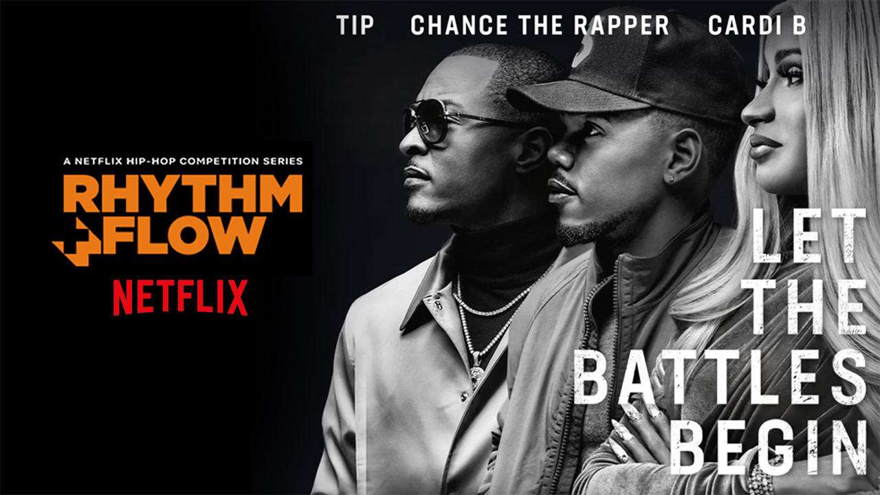 Netflixで配信中のオーディション番組「リズム+フロー」がおすすめ【ネタバレ有】