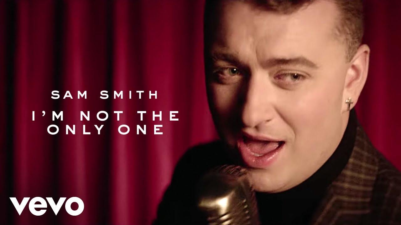 Sam Smith「I'm Not the Only One」の洋楽歌詞カタカナ・YouTube動画・解説まとめ