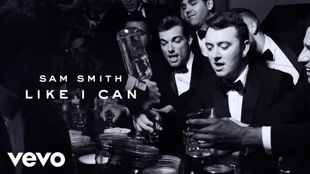 Sam Smith「Like I Can」の洋楽歌詞・YouTube動画・解説まとめ