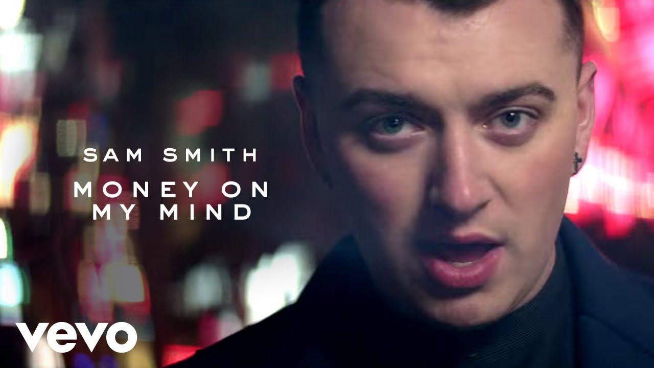 Sam Smith「Money on My Mind」の洋楽歌詞・YouTube動画・解説まとめ
