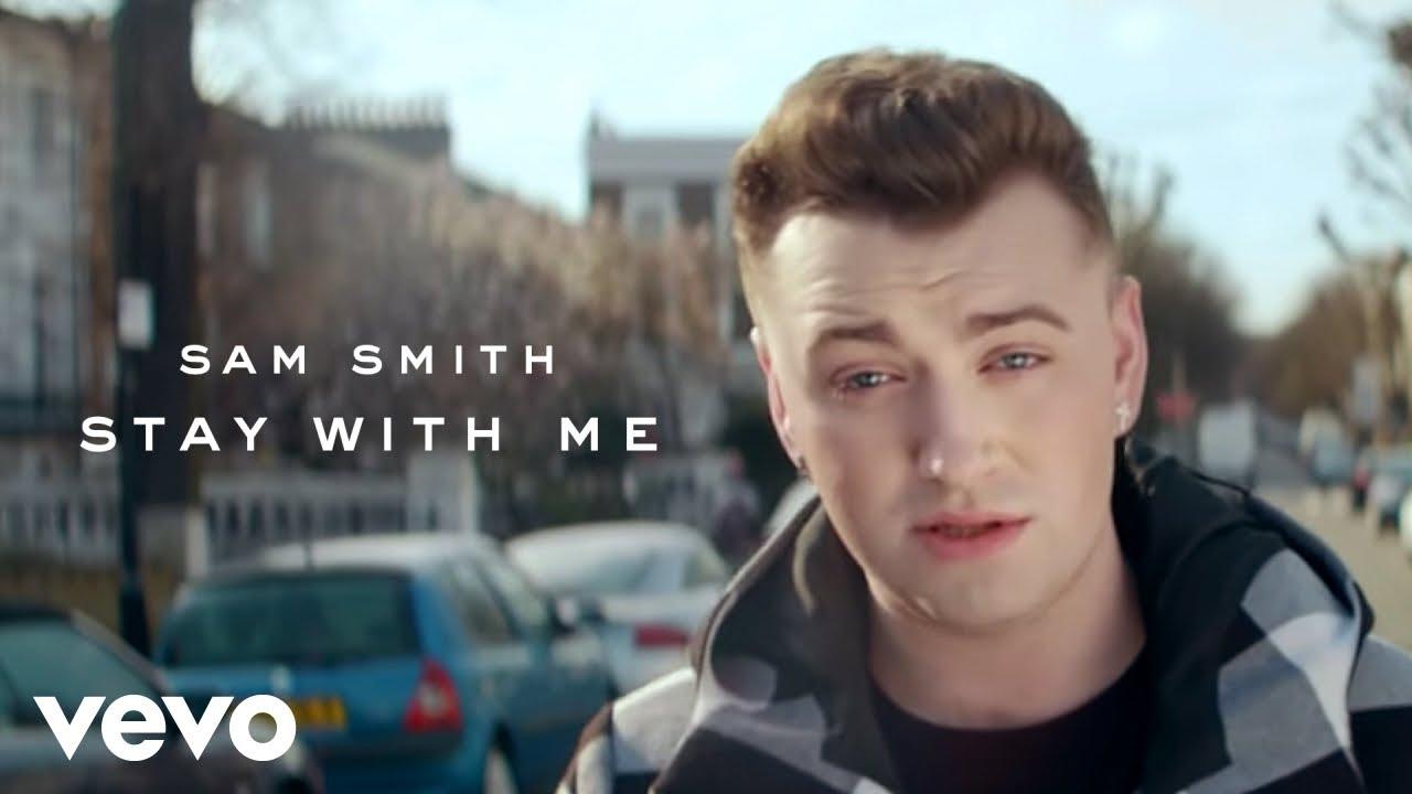 Sam Smith「Stay With Me」の洋楽歌詞カタカナ・YouTube動画・解説まとめ