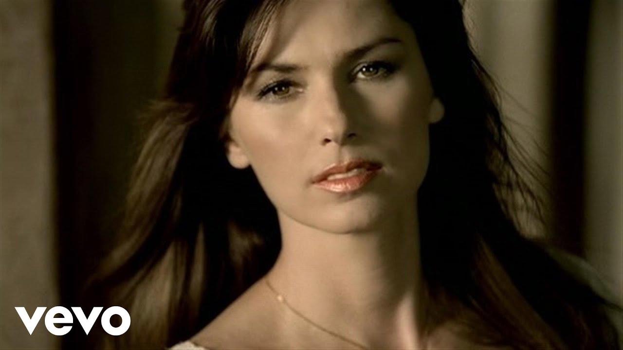 Shania Twain「Don't!」の洋楽歌詞・YouTube動画・解説まとめ