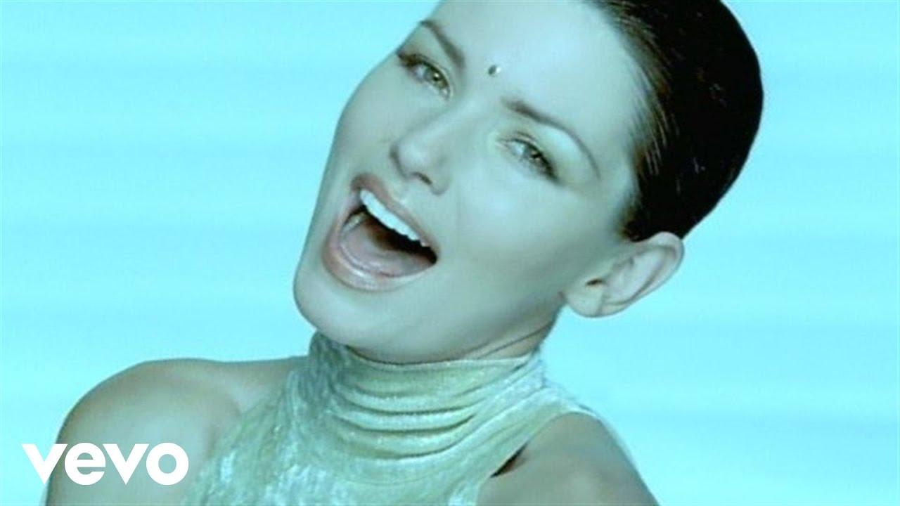 Shania Twain「From This Moment On」の洋楽歌詞・YouTube動画・解説まとめ