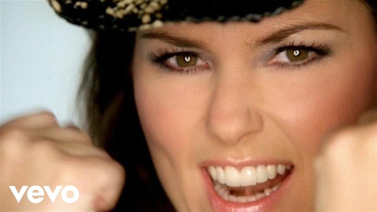 Shania Twain「I Ain't No Quitter」の洋楽歌詞・YouTube動画・解説まとめ