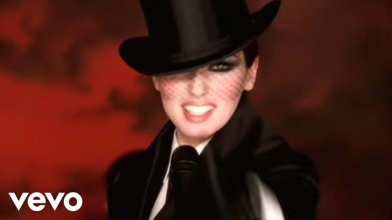 Shania Twain「Man! I Feel Like a Woman!」の洋楽歌詞・YouTube動画・解説まとめ