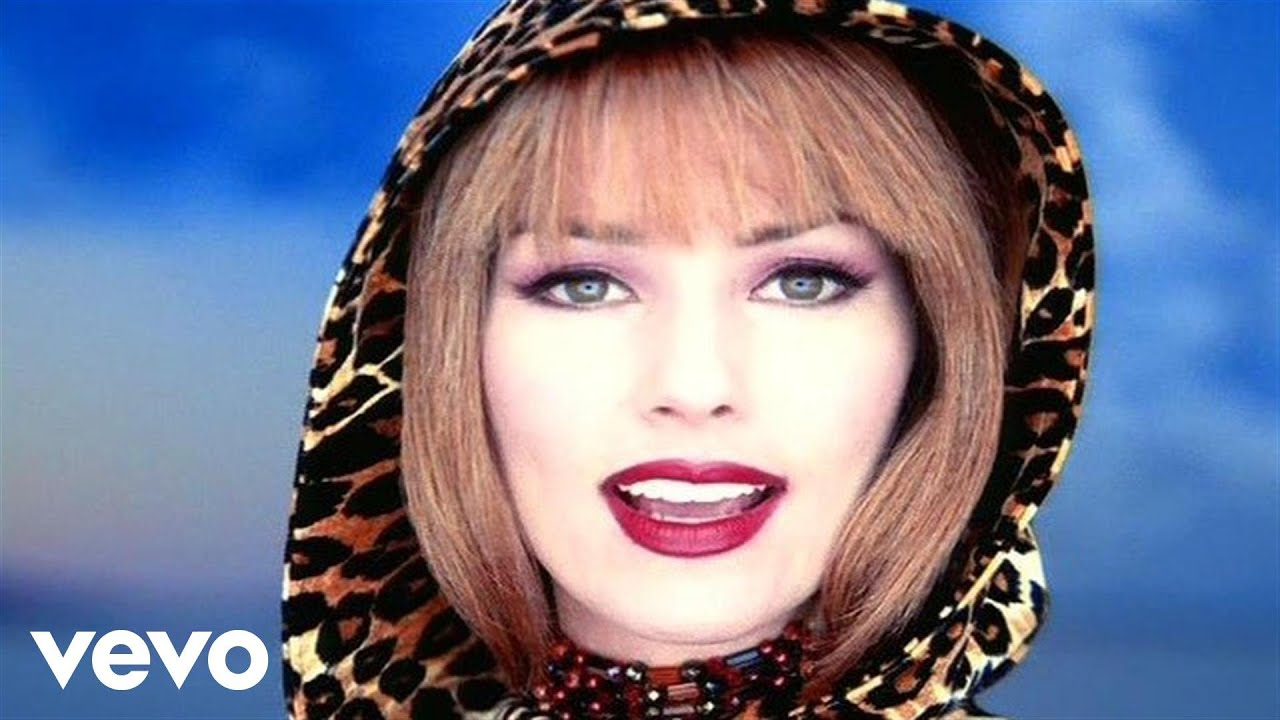 Shania Twain「That Don't Impress Me Much」の洋楽歌詞・YouTube動画・解説まとめ