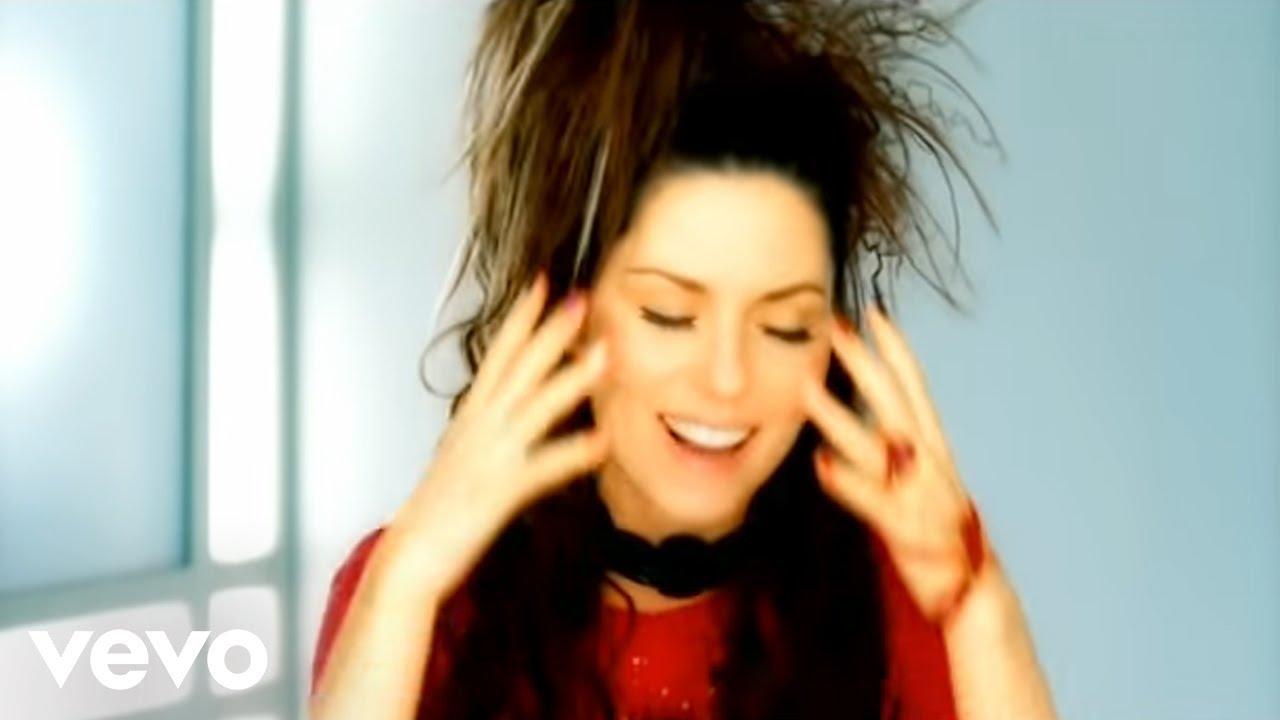 Shania Twain「Up!」の洋楽歌詞カタカナ・YouTube動画・解説まとめ