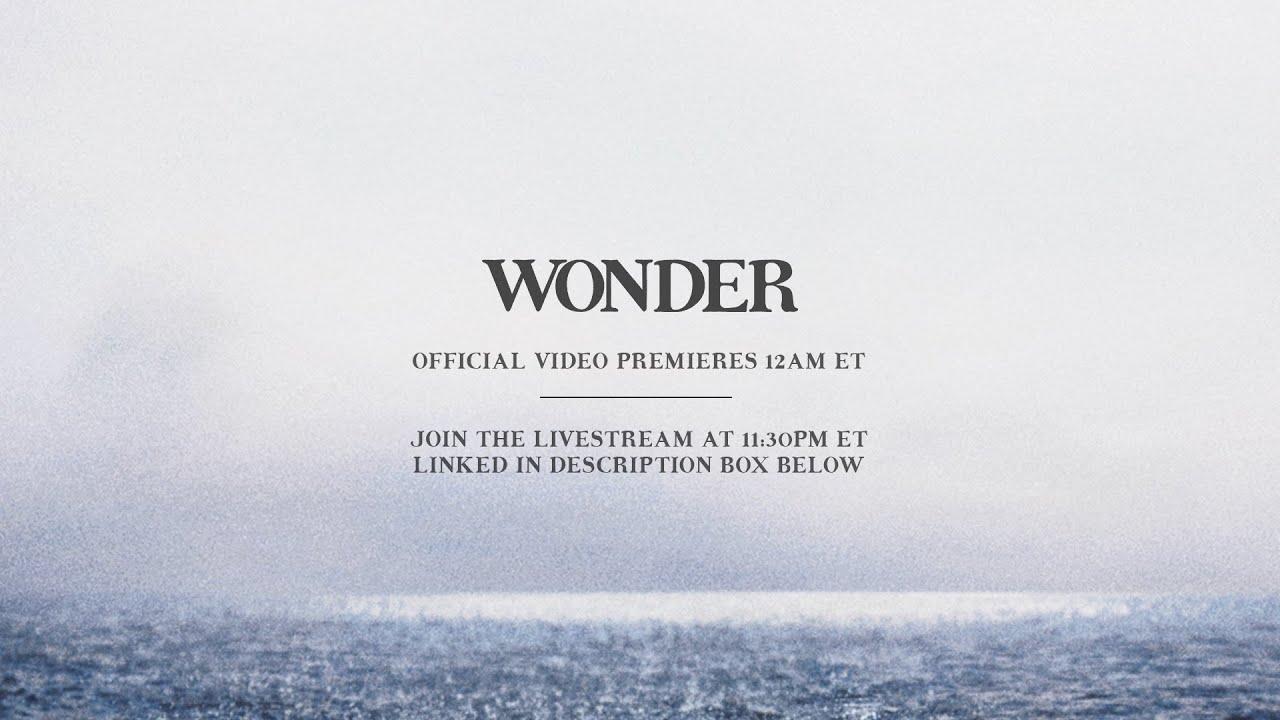 Shawn Mendesが新曲「Wonder」のミュージック・ビデオを公開