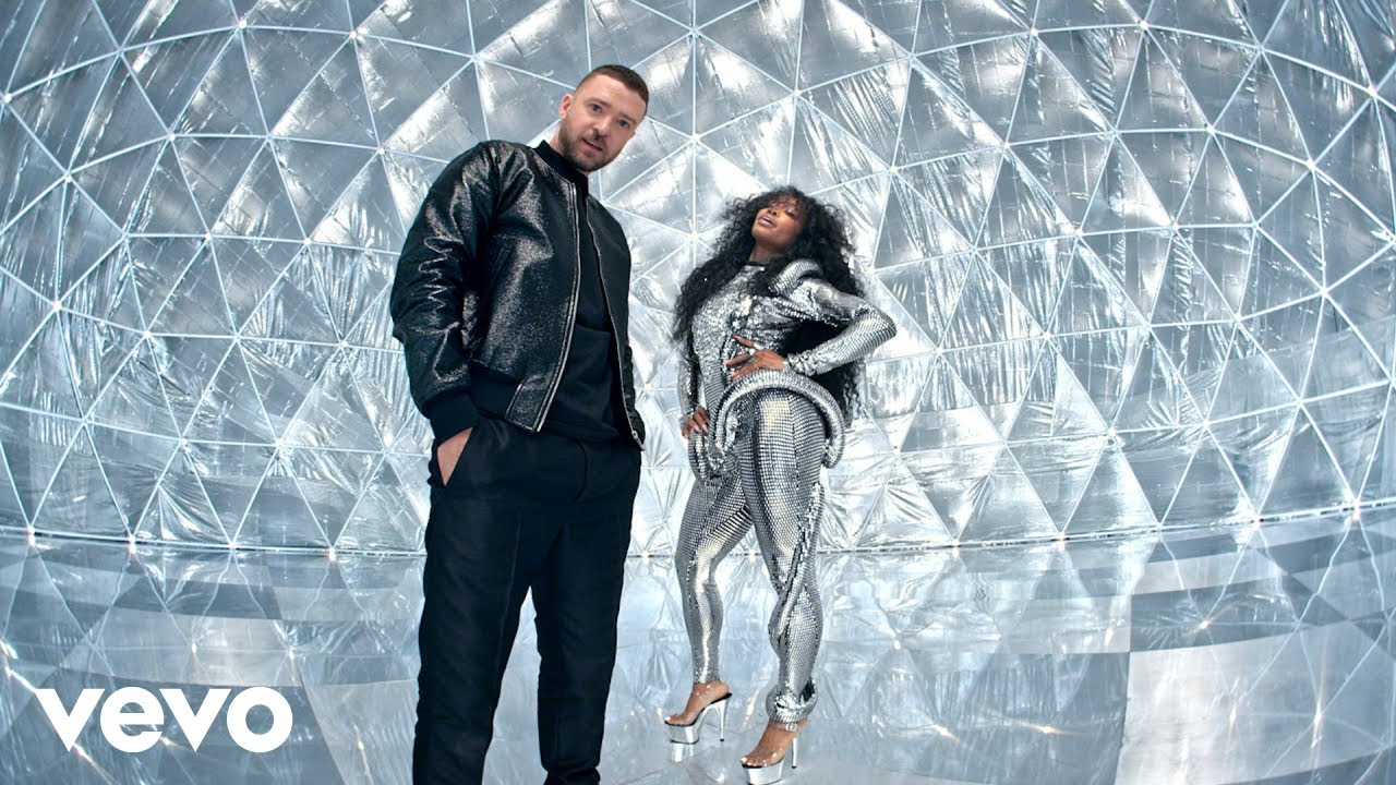 SZA, Justin Timberlakeによる新曲「The Other Side」のミュージック・ビデオが公開