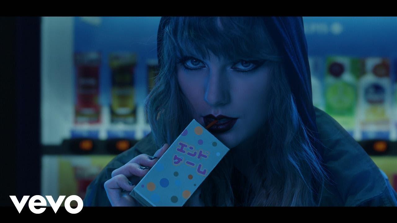 Taylor Swift ft. Ed Sheeran, Future「End Game」の洋楽歌詞カタカナ・YouTube動画・解説まとめ