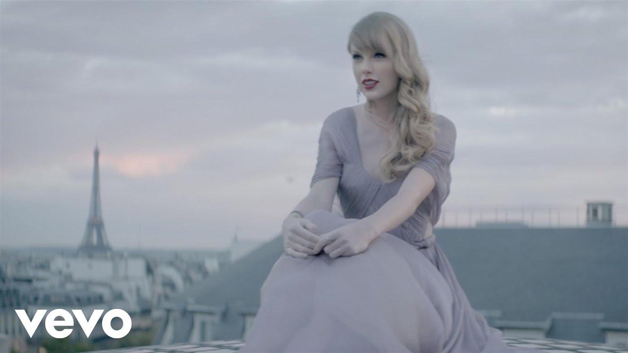 Taylor Swift「Begin Again」の洋楽歌詞カタカナ・YouTube動画・解説まとめ