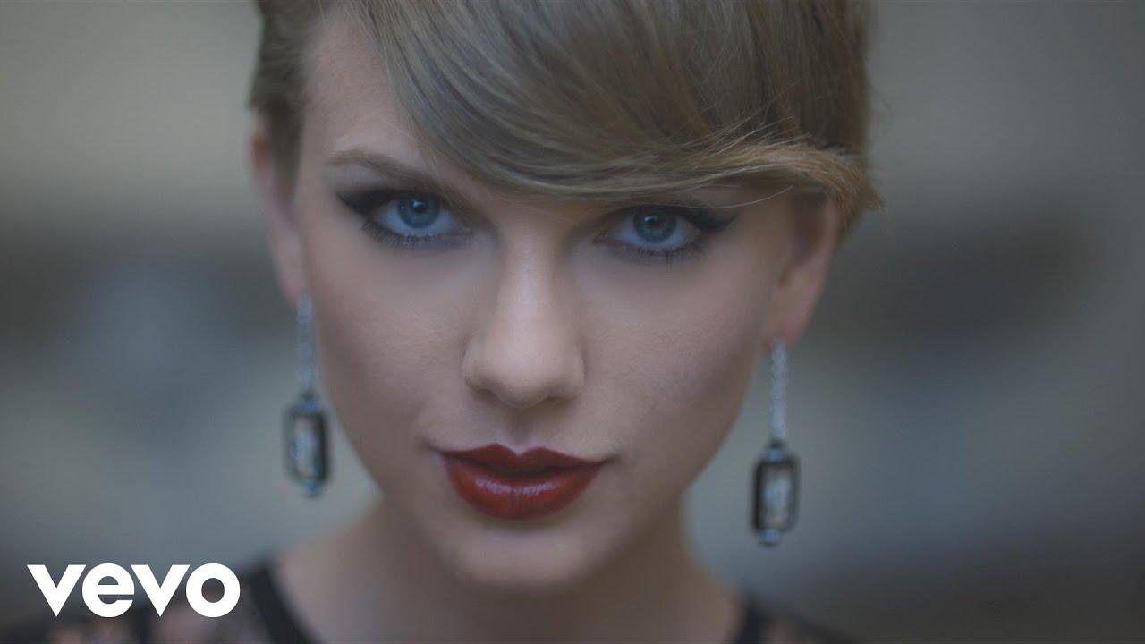 Taylor Swift「Blank Space」の洋楽歌詞カタカナ・YouTube動画・解説まとめ