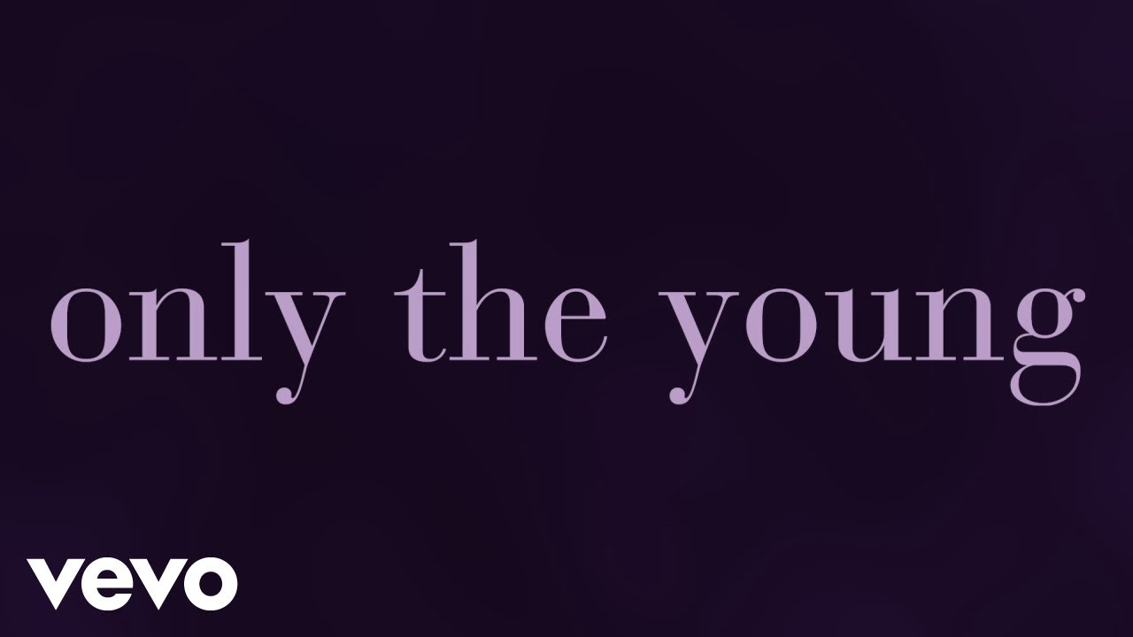 Taylor Swiftが新曲「Only The Young」のリリック・ビデオを公開