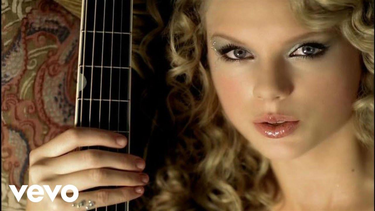 Taylor Swift「Teardrops on My Guitar」の洋楽歌詞カタカナ・YouTube動画・解説まとめ