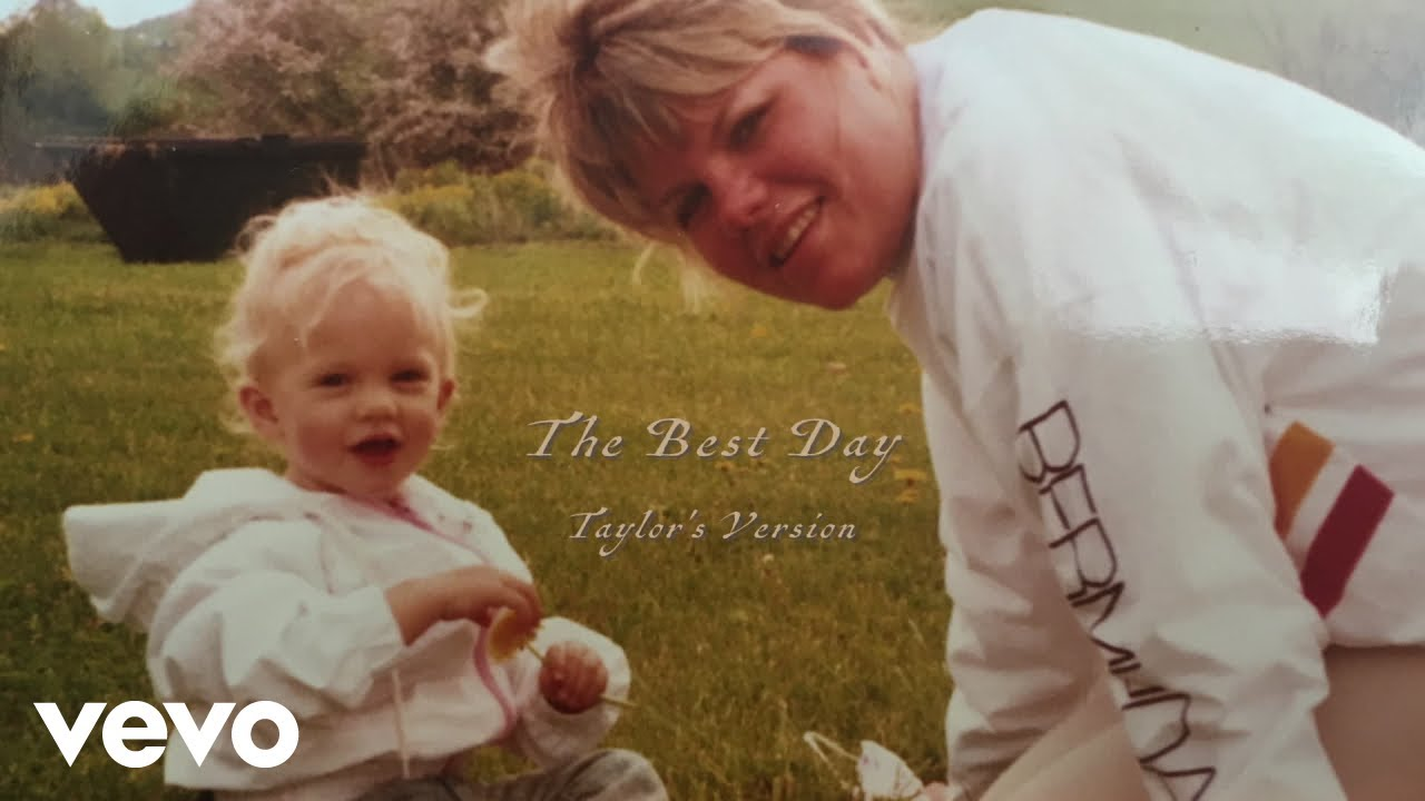 Taylor Swiftが再録盤アルバムから「The Best Day (Taylor's Version)」のミュージック・ビデオを公開