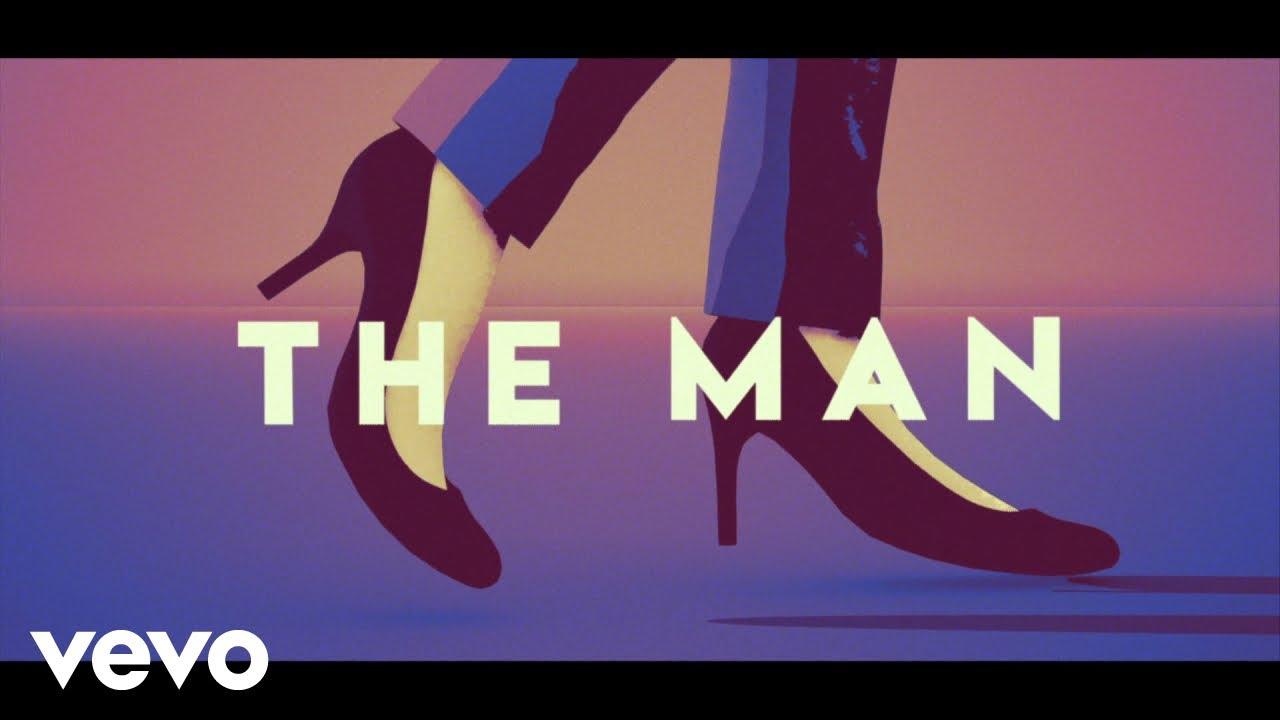 Taylor Swiftが最新アルバムから「The Man」のリリック・ビデオを公開