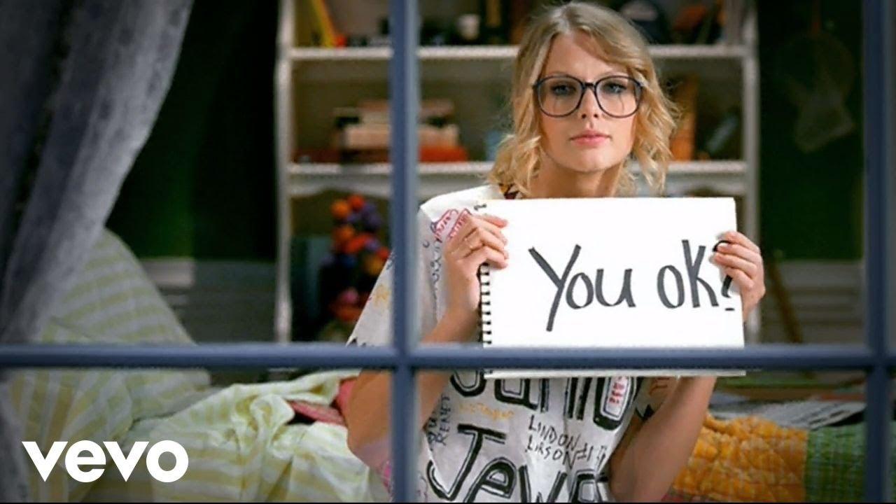Taylor Swift「You Belong with Me」の洋楽歌詞カタカナ・YouTube動画・解説まとめ