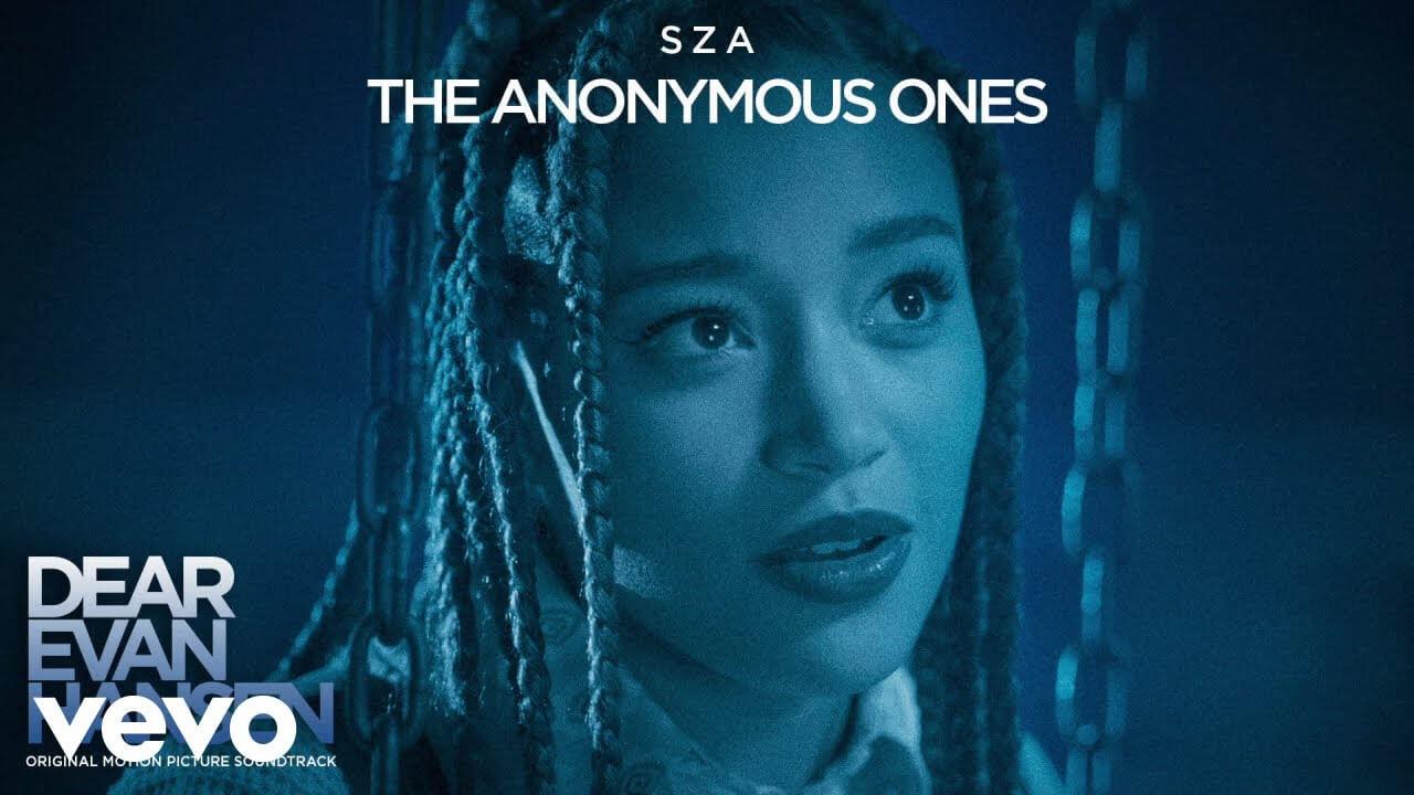 感涙ミュージカル映画『ディア・エヴァン・ハンセン』よりSZAが歌う「The Anonymous Ones」の音源が公開