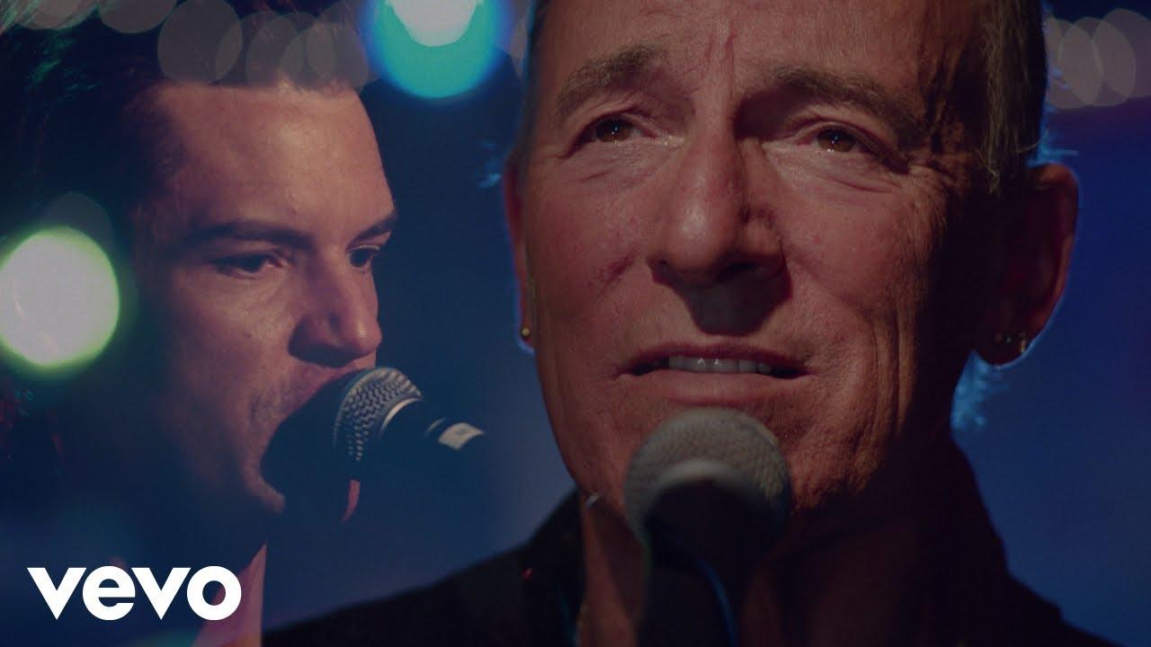 The KillersがBruce Springsteenを迎えた「Dustland」のミュージック・ビデオを公開