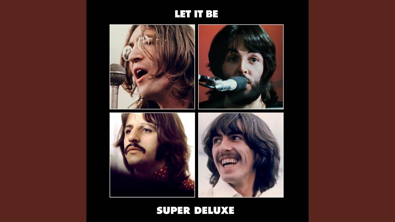 10月15日発売のThe Beatles『Let It Be』Special Editionより「The Long And Winding Road (2021 Mix)」が配信