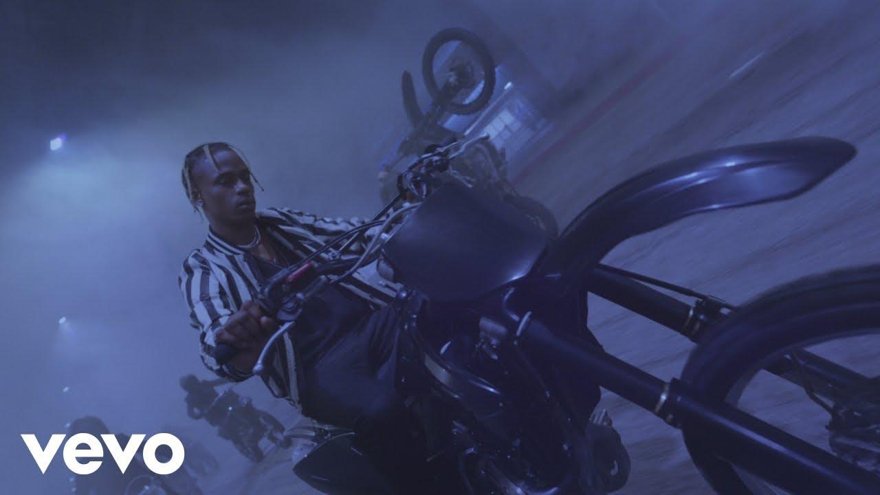 Travis Scottが大ヒットアルバム「Astroworld」から「Can't Say」のミュージック・ビデオを公開