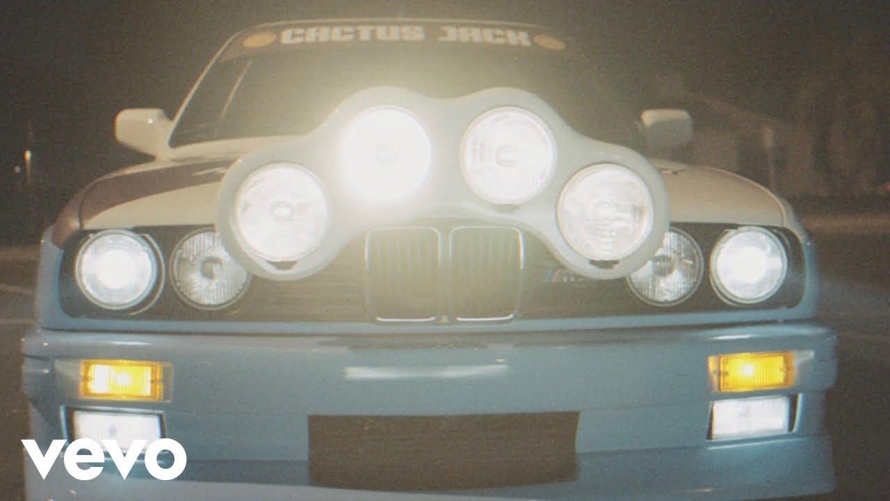 Travis ScottがJACKBOYS名義で2曲のミュージック・ビデオを公開