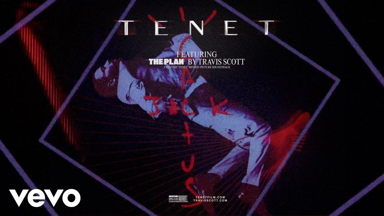 Travis Scottが映画「TENET」から新曲「The Plan」のビジュアル動画を公開
