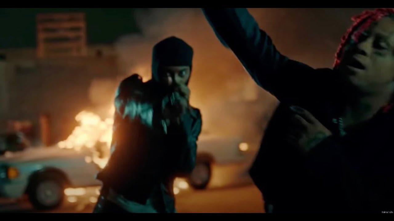 Trippie ReddがPlayboi Cartiを迎えた新曲「Miss The Rage」のミュージック・ビデオを公開