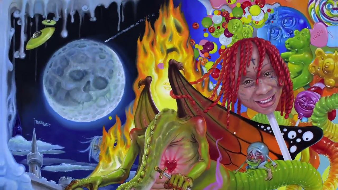 Trippie Reddが最新アルバム「Trip at Knight」から15曲ものリリック・ビデオを公開