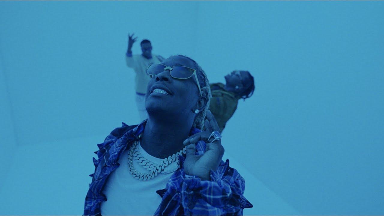 Young Thugがレーベルの最新コンピレーション・アルバムからGunnaとの「Ski」のミュージック・ビデオを公開
