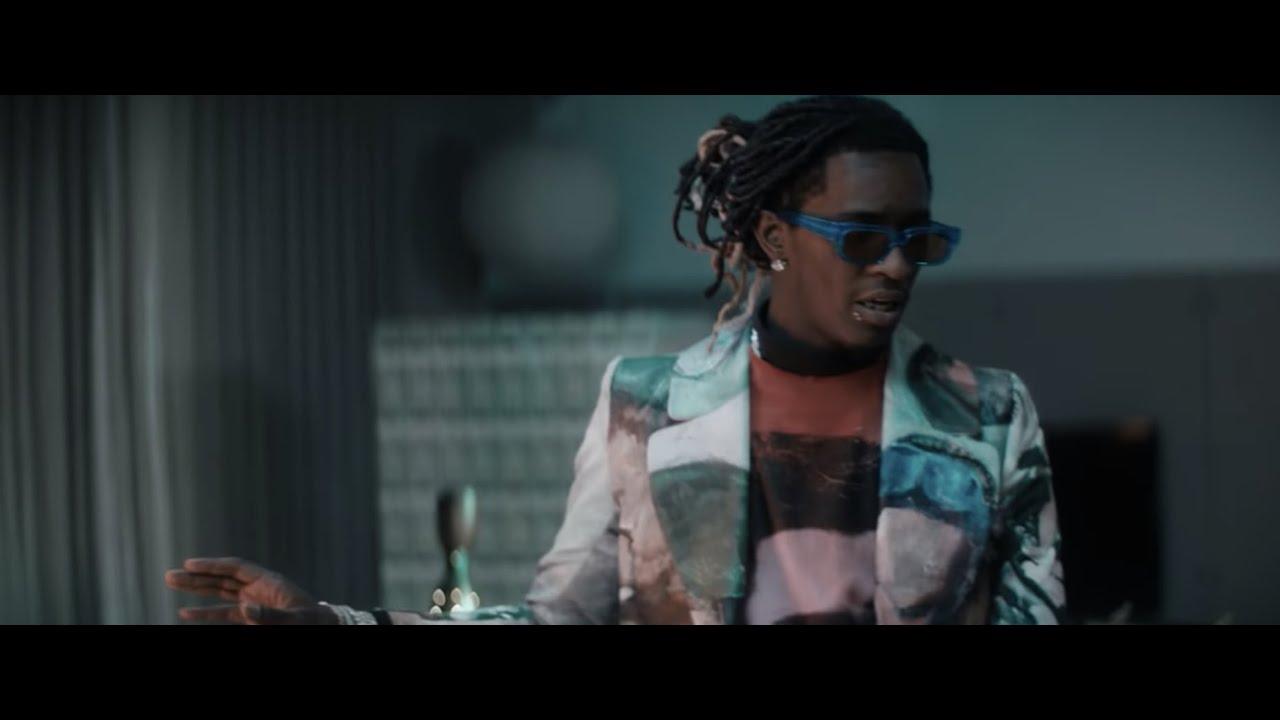 Young ThugがJ. Cole, Travis Scottをゲストに迎えた最新曲「The London」のミュージック・ビデオを公開